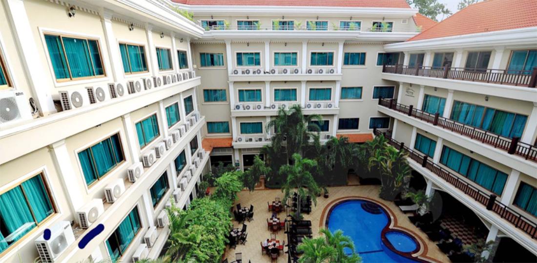 アンコール ホリデイ ホテル